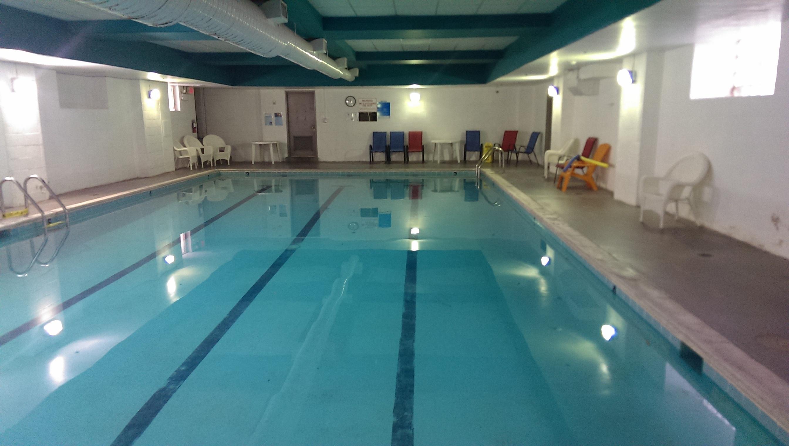 Swimming Pool Makeover Fitness Works Philadelphia