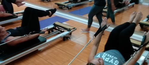 Beginner Reformer with Joanne!