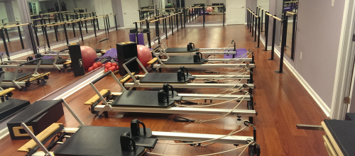 NEW! Fit Barre!